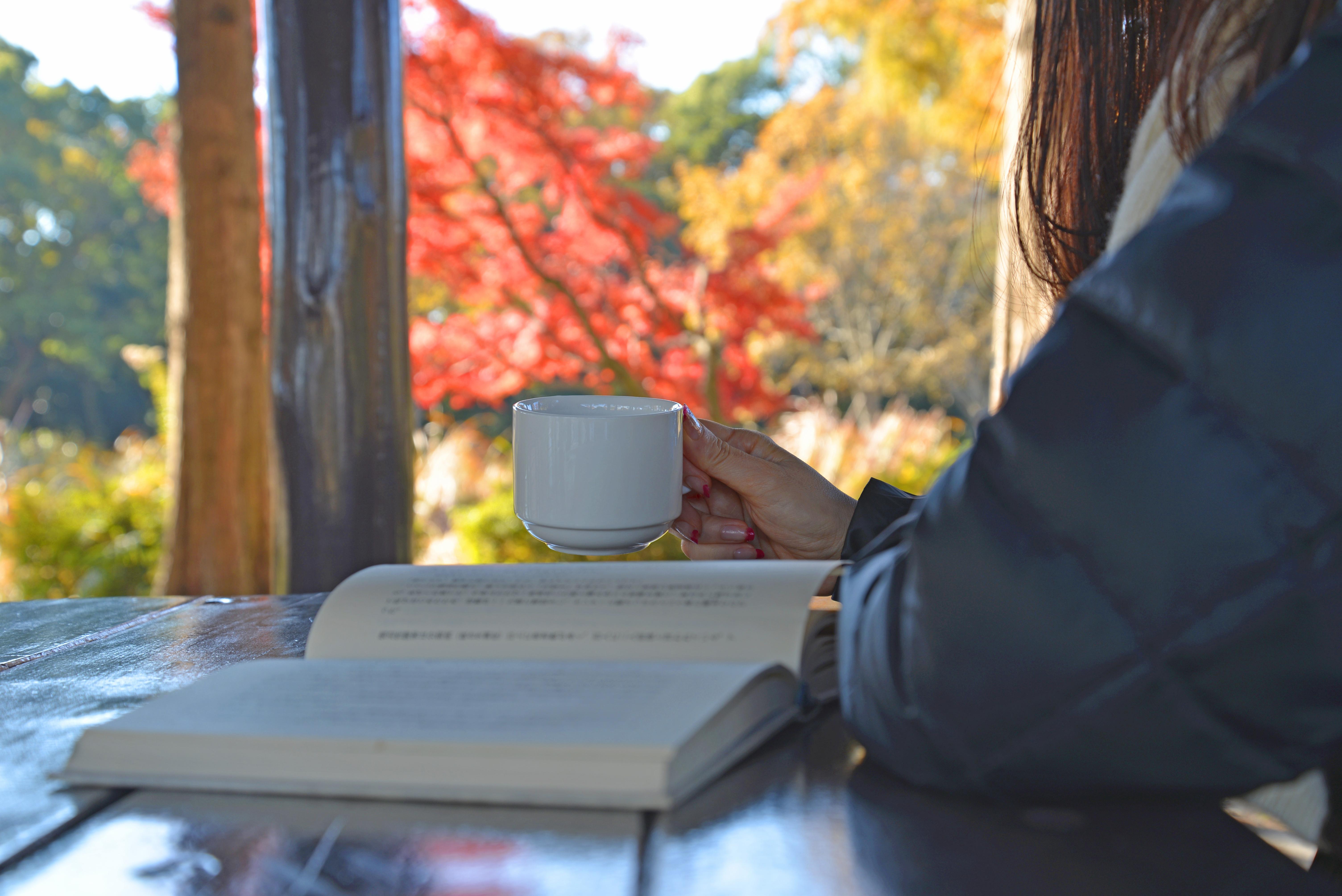 Обои book, cup, книга, tea, чай. Разное foto 16