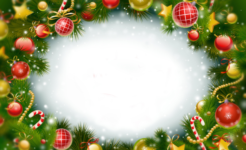 фон для объявлений новогодний территории самой базы