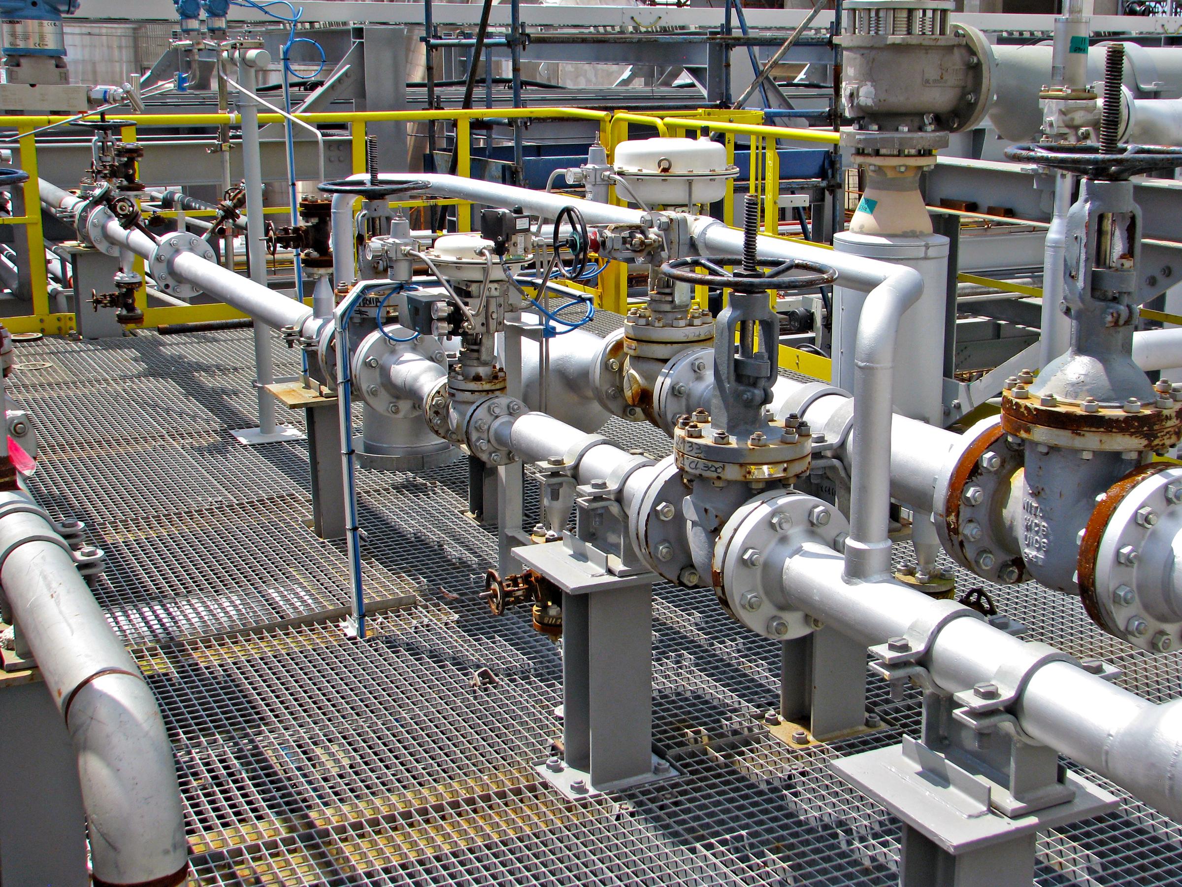 трубопровод нефтегазовый