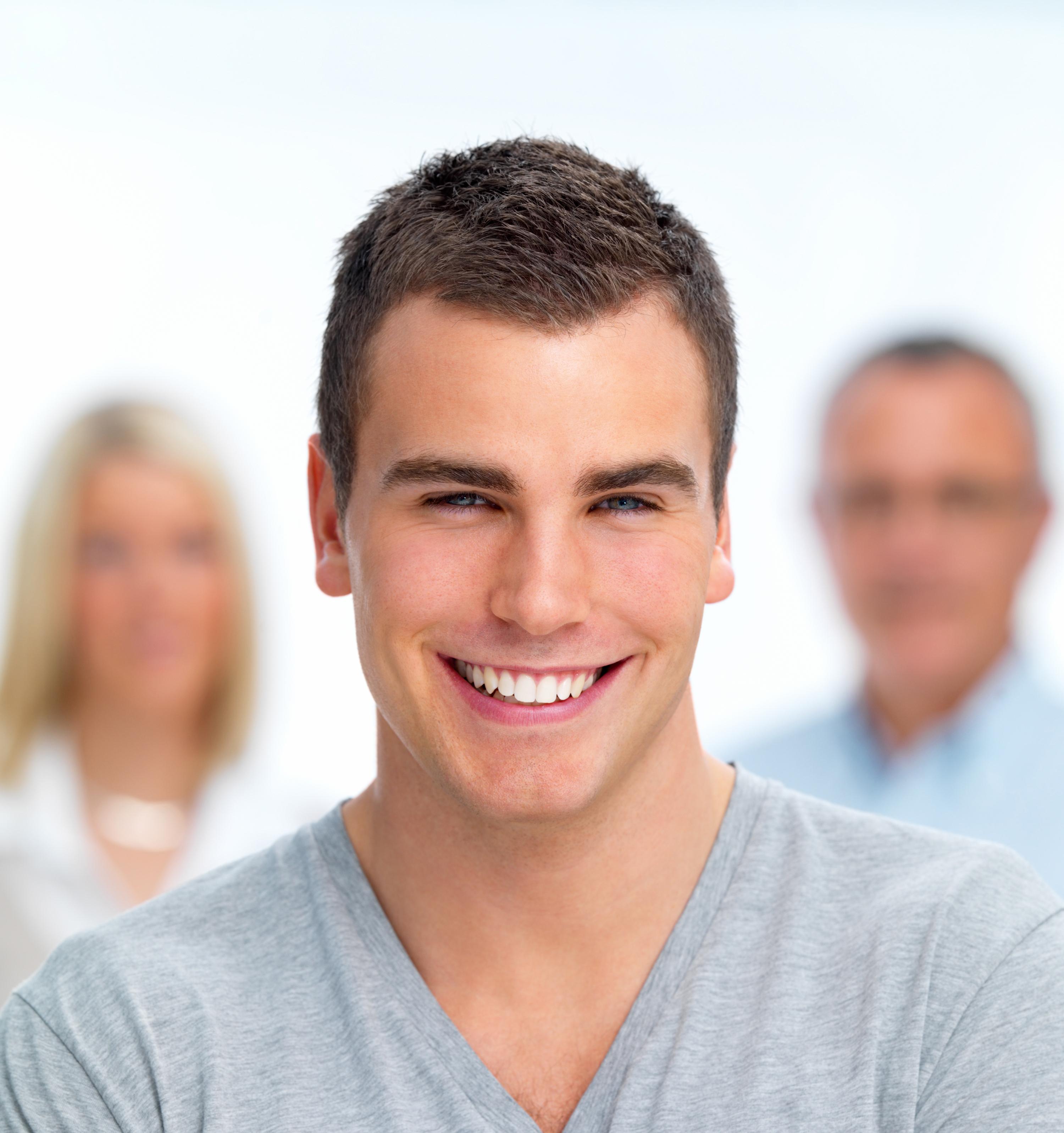 Фотки картинки красивых улыбающихся мужчин