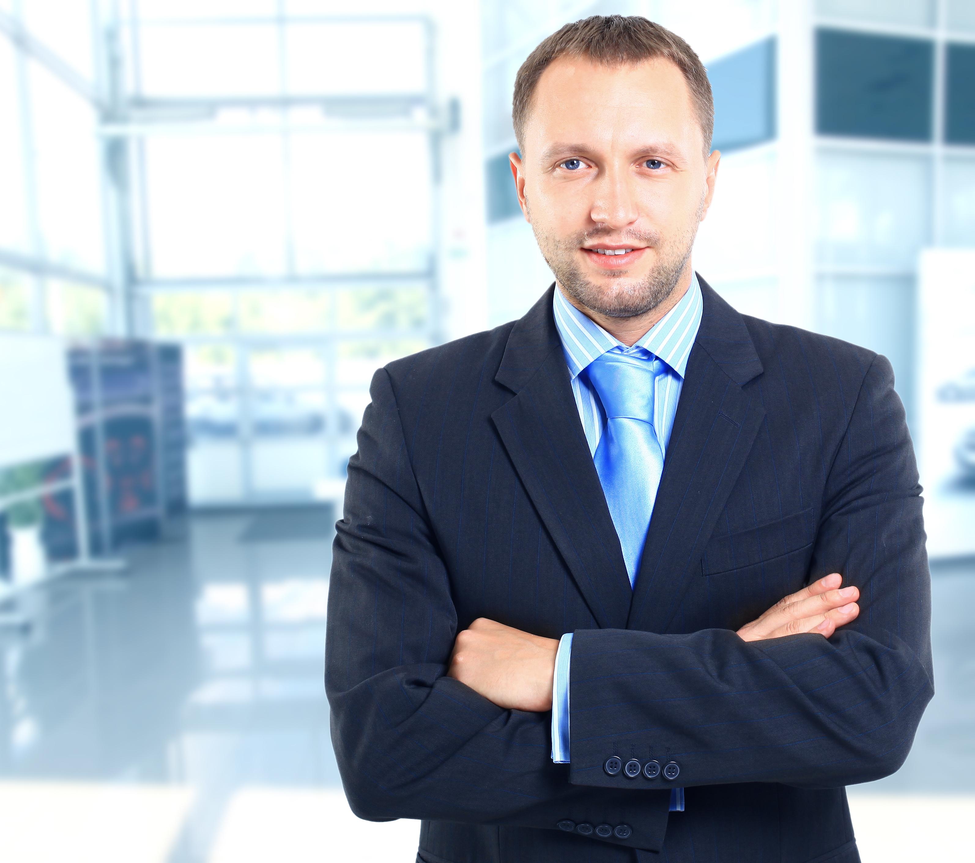 фото мужчина деловой