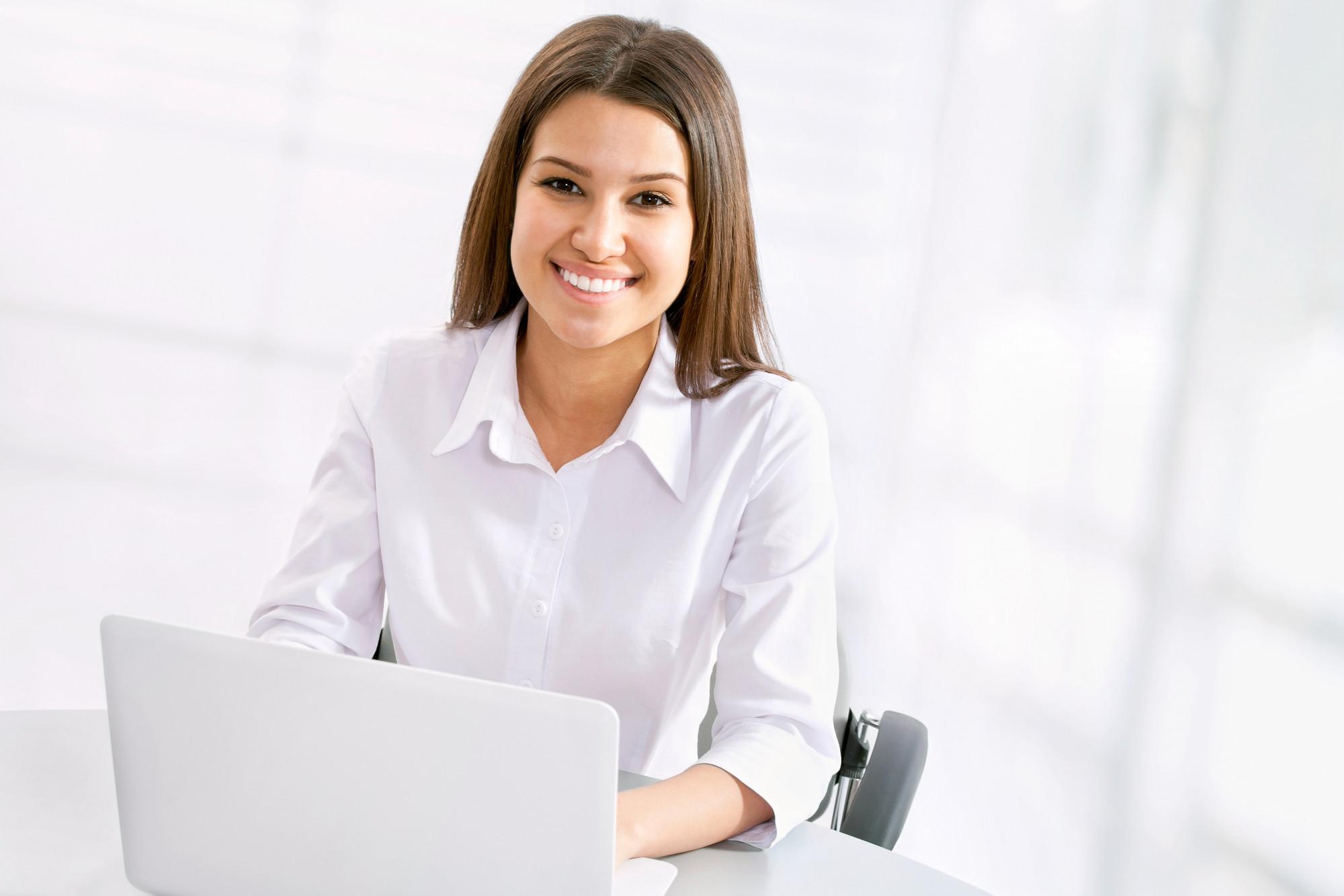 фото девушек для работы в офисе