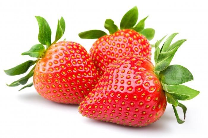 1 Клубника — Strawberries