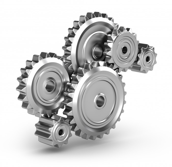 Механизм - Gear