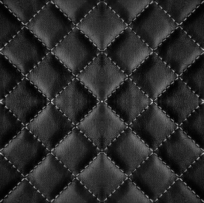Черная кожа - Black Leather