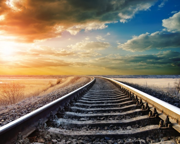 Железная дорога — Railroad