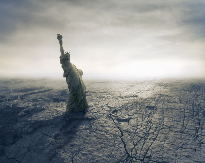 Статуя свободы - The Statue of Liberty
