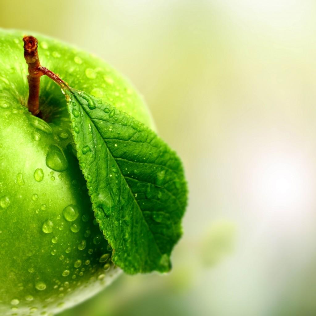 apple220720131 1024x1024 Зеленое яблоко   Green apple