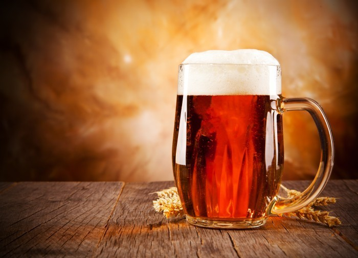 Бокал пива - Glass of beer