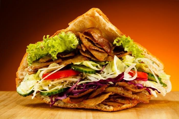 Обои Фастфуд Бутерброды Овощи Еда Фото 346318