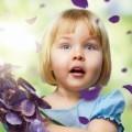 Девочка с цветком - Girl with Flower