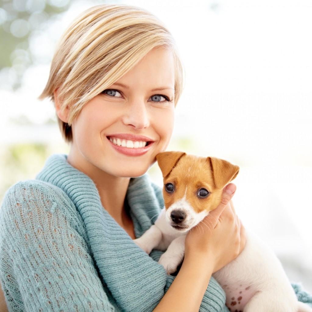 firestock girlwithadog 30072013 1024x1024 Девушка с собачкой — A girl with a dog