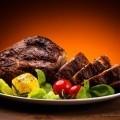 Мясное блюдо — Meat