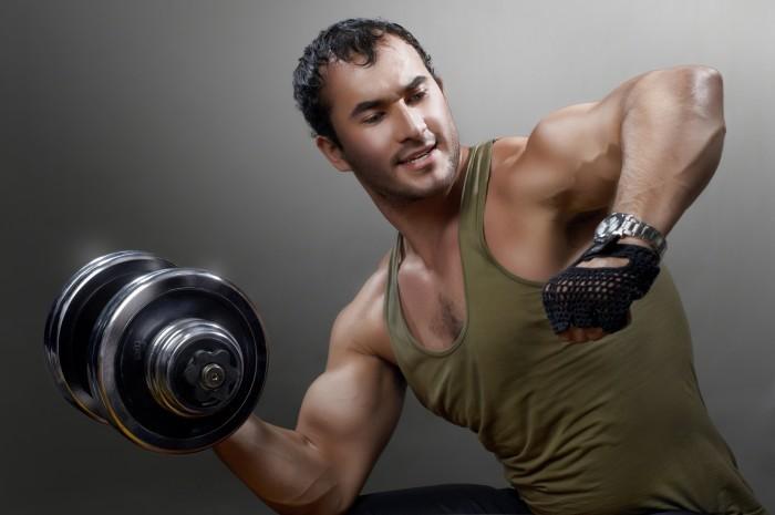 firestock sportman 29072013 Сильный мужчина   Strong man