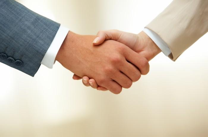 Рукопожатие - Handshake