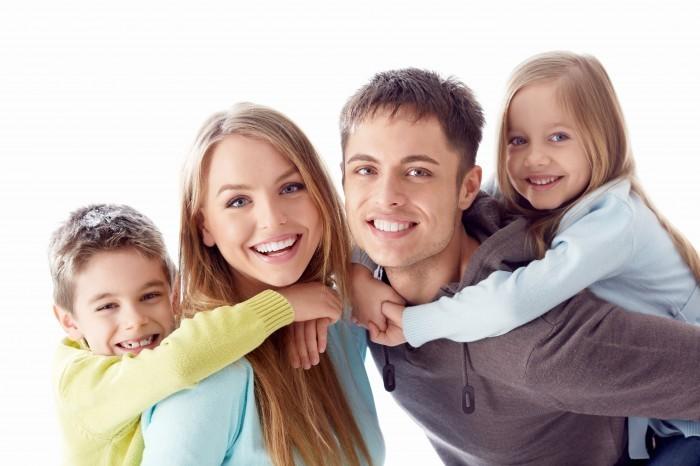 Счастливая семья — Happy family