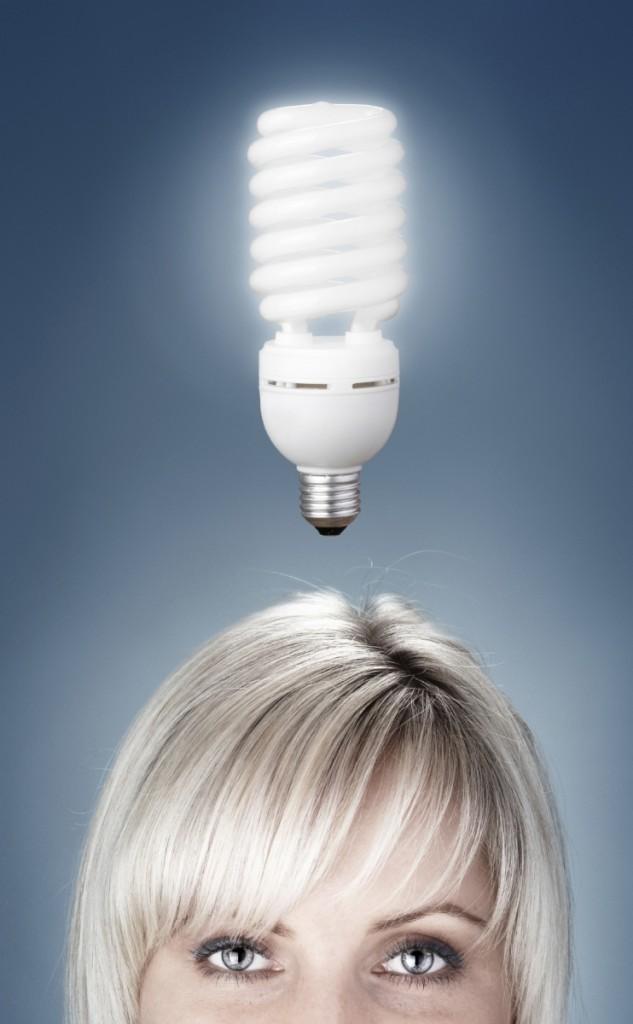istock 000006218084medium 633x1024 Лампочка над головой   Light bulb over his head