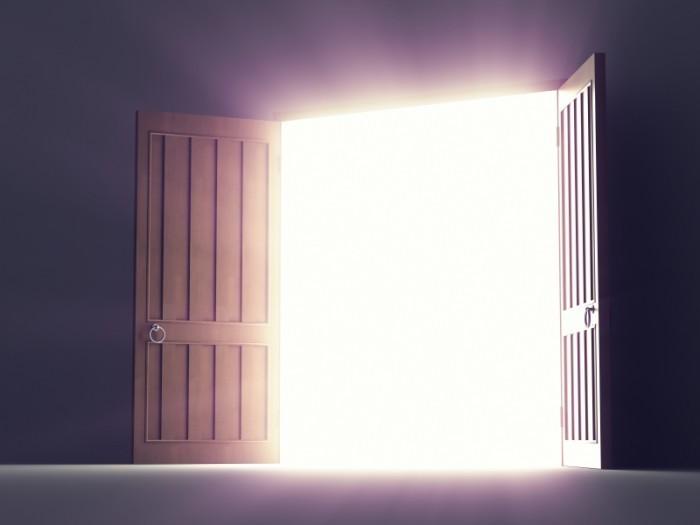 Открытая дверь - Open Door