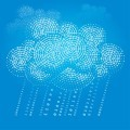 Цифровая туча - Digital cloud