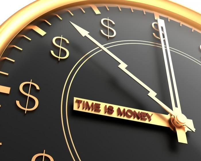 Время это деньги - Time is money