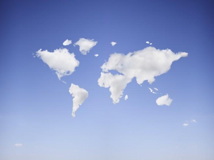 istock worldasclouds1 Карта мира   World Map