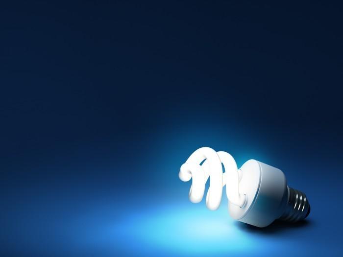Энергосберегающая лампа - Energy-saving lamp