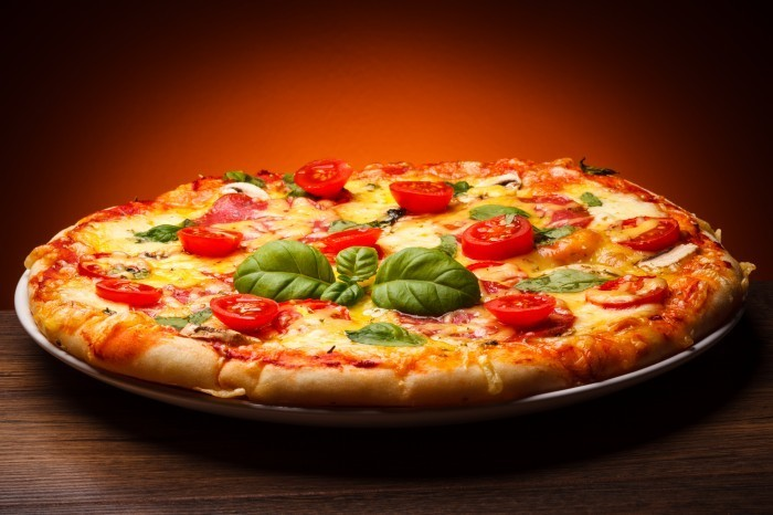клипарт пицца: