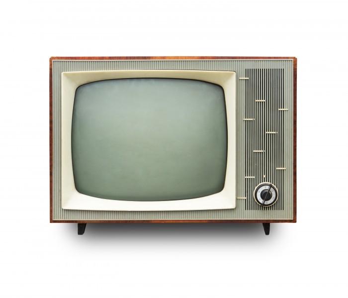 Старый телевизор - Old TV