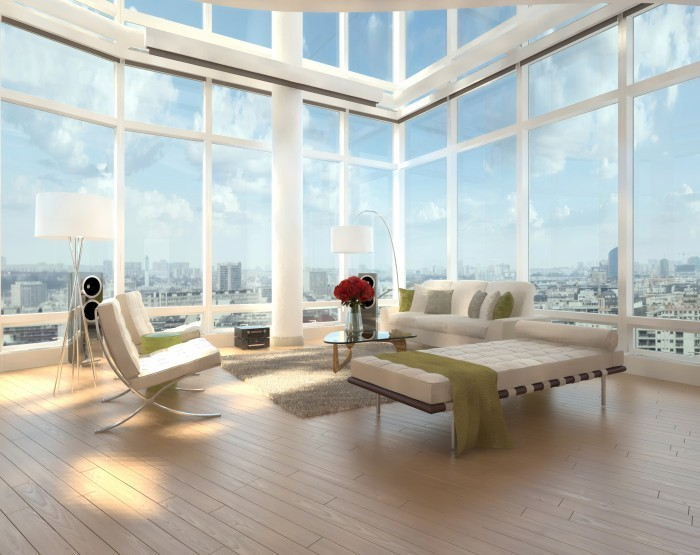 Гостиная - Living room