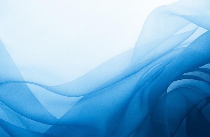 Синяя ткань - Blue fabric