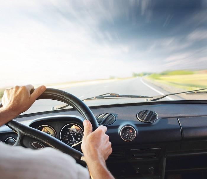 За рулем - Behind the wheel