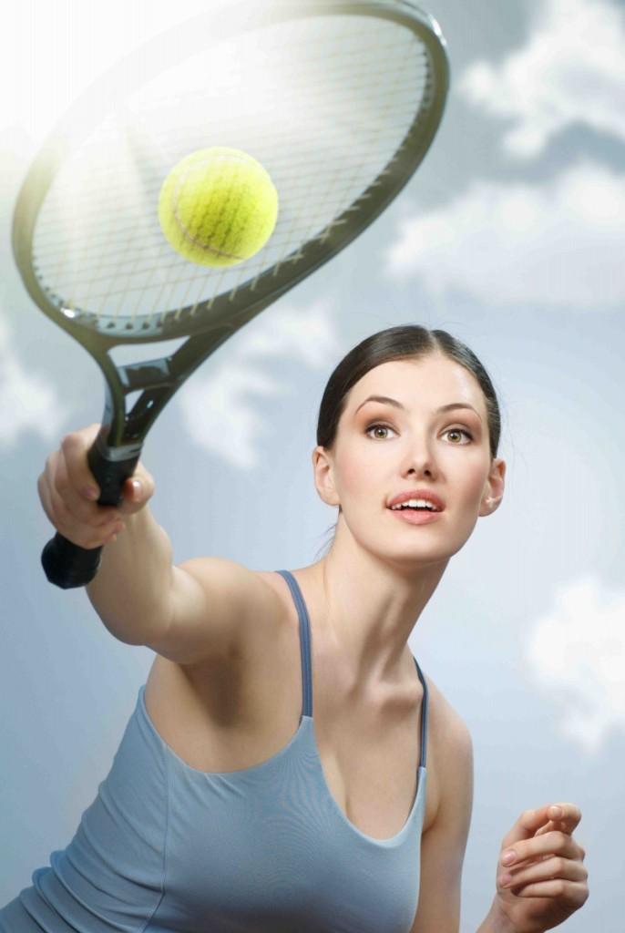 shutterstock 51756787 small3 686x1024 Теннисистка   Tennis