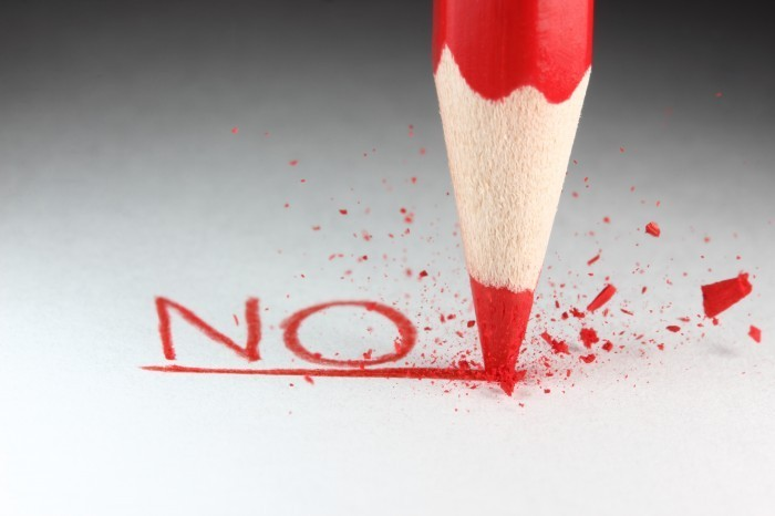 Нет — No