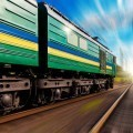 Вагон поезда - wagon train