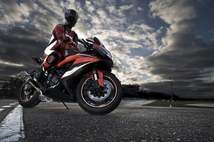 734 Мотоциклист   Motorcyclist