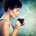 Девушка с чашкой - Girl with cup