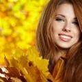 Девушка осенью - Girl in autumn