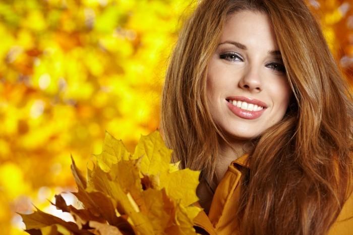 firestock girl autumn leaves 30082013 Девушка осенью   Girl in autumn
