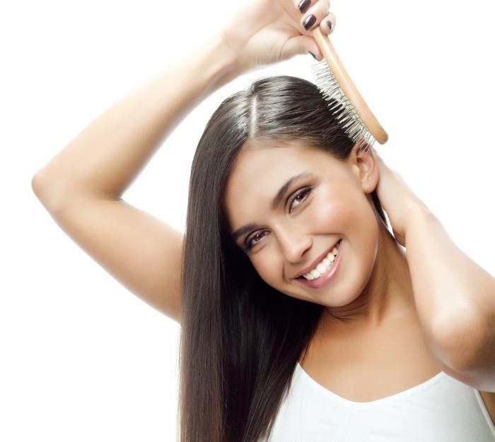 firestock hair 30082013 Девушка с расческой   Girl with a hairbrush