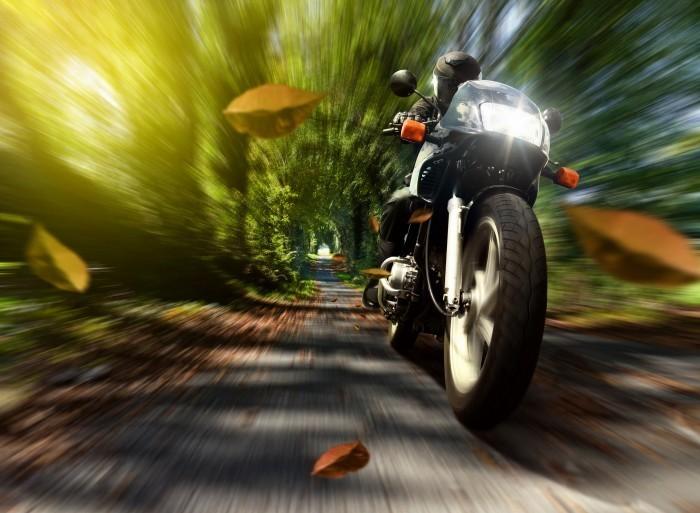 firestock moto 20082013 Мотоциклист осенью   motorcyclist fall