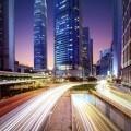 Вечерний город - Night city