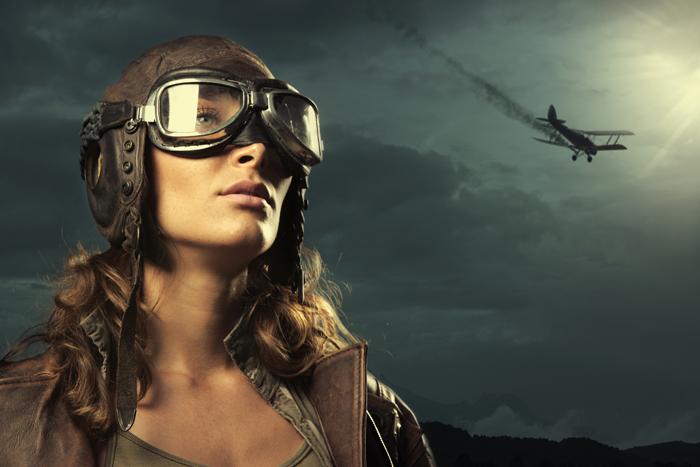 firestock woman pilot 20082013 Женщина пилот   Woman pilot