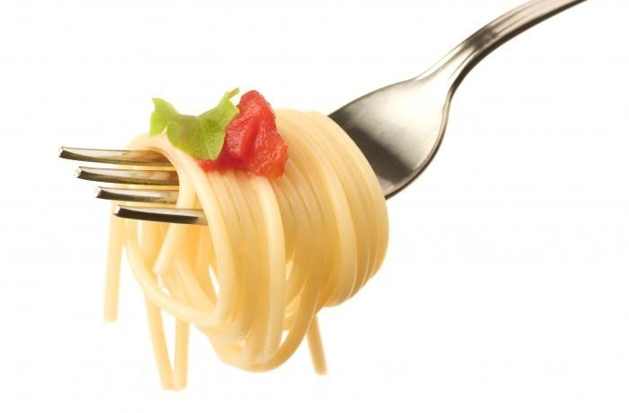 istock 000000405648large Вермишель на вилке   Vermicelli on a fork