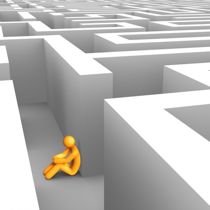 ithought Человечек в лабиринте   Мan in the maze