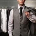Мужчина в жилетке - Мan in a vest