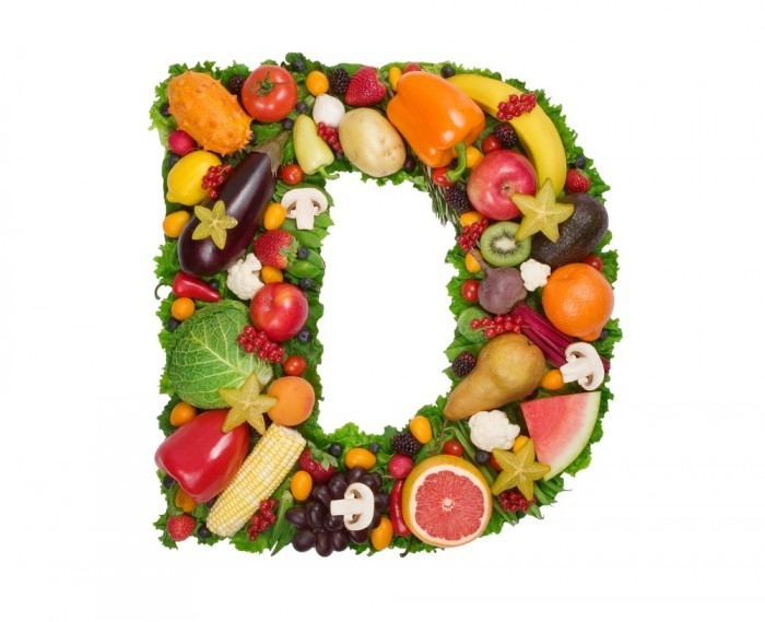 shutterstock 2892867 Фрукты и овощи в виде буквы д   Fruits and vegetables in the form of a letter D