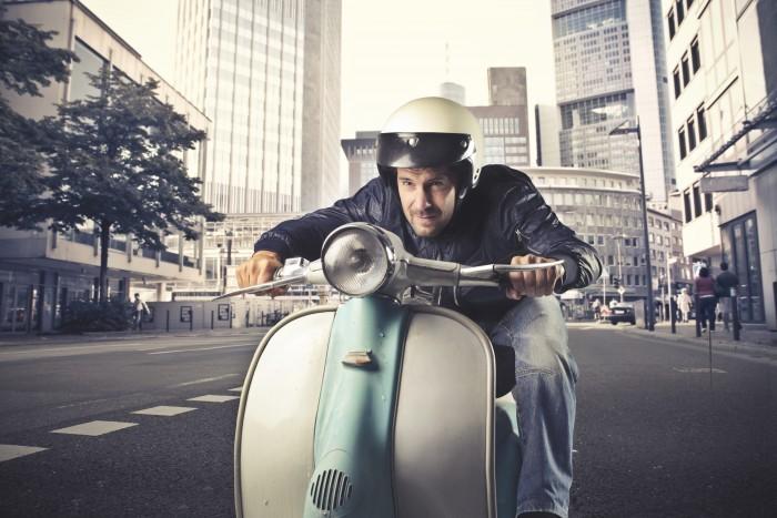 593 Мотоциклист   Мotorcyclist