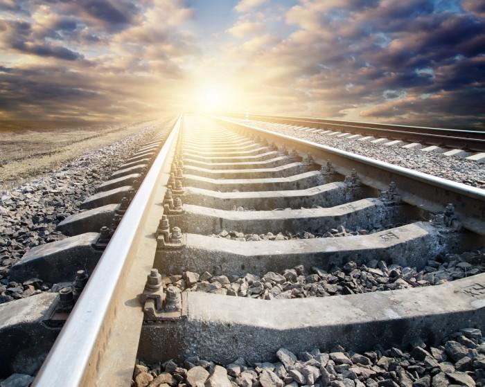 817 Железная дорога    Railroad