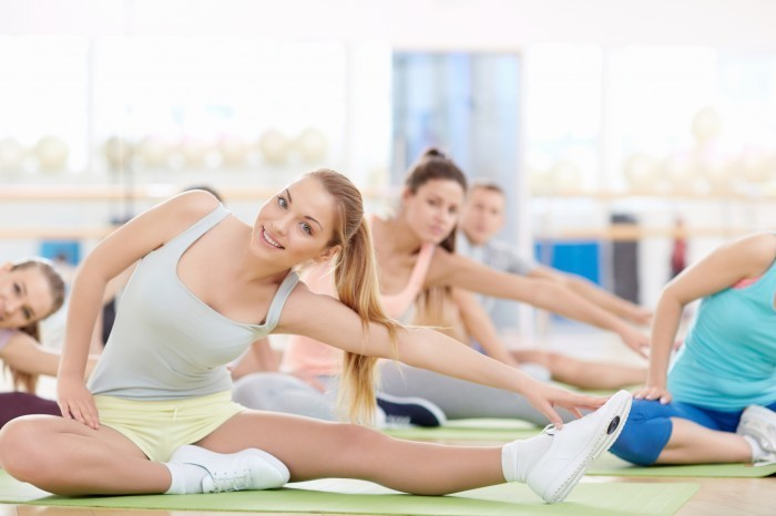 Fotolia 51172881 Subscription XXL Фитнес тренировка   Fitness training