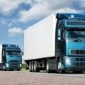Грузовики на дороге - Trucks on the road